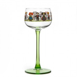 6 verres Alsace hansi