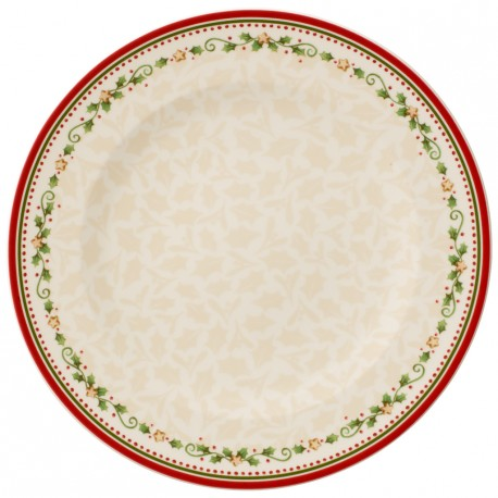 assiette 27cm winter bakery delight