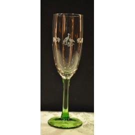 6 Flutes Cremant Stork / Vine
