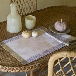 Set de table ASIA MOOD NAPPE 54x38CM PETALE