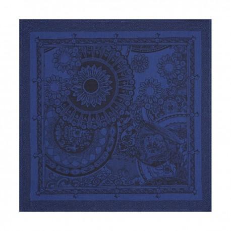 Serviette Porcelaine col. Bleu de Chine 58x58cm