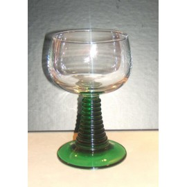 6 verres Alsace roemer GM