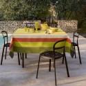 French Jacquard Tablecloth Provence Broom 175X175Cm