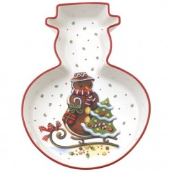 Winter Bakery Delight coupe bonhomme de neige