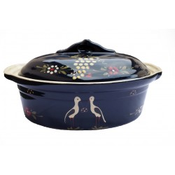 Terrine Blue Stork 7 Sizes