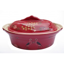 Terrine cigogne rouge 7 tailles disponibles