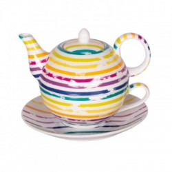 Coffret solitaire en porcelaine Little Marcel