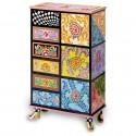 Capri Tom'S Drag Company Dresser