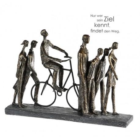 """Sculpture city 7 personnes """"Casablanca"""""""