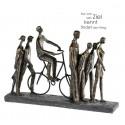 "Sculpture City 7 Persons ""Casablanca"""
