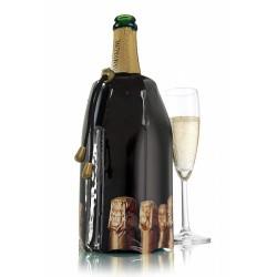 Rapid ice Champagne décor bouchons