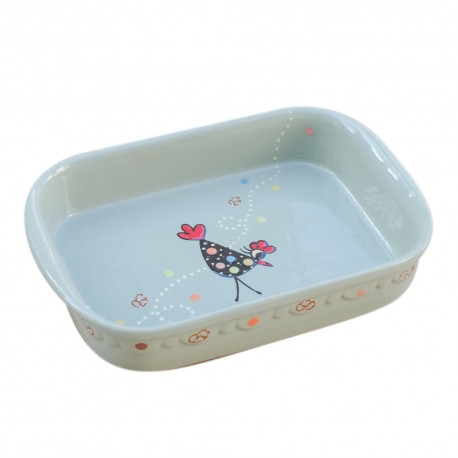 Baking Dish grey chicken 4 Sizes Available