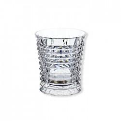 6 Verres Whisky Blade en cristal