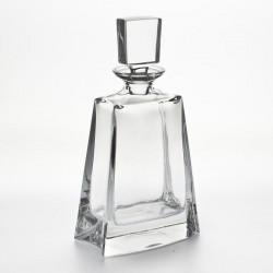 Carafe à Whisky flat haute en cristal