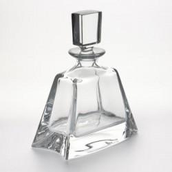 Carafe à Whisky flat basse en cristal