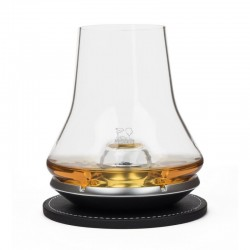 whiskey glass, tasting set impitoyable n°5