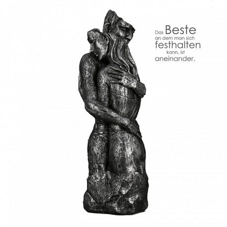 "Sculpture Embrasse ""Casablanca"""