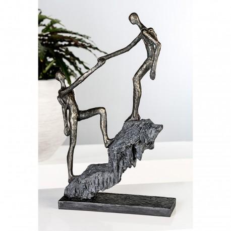 """Sculpture Arrivée """"Casablanca"""""""