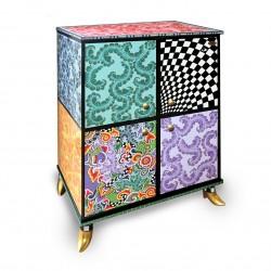 4 Doors VIVARA Cabinet Tom'S Drag Company