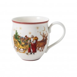 Mug  Santa Toy'S Delight