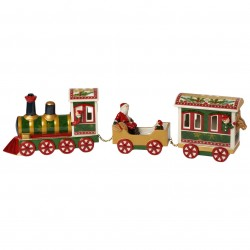 Train North pole express Christmas memory