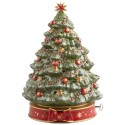 big christmas tree toy's delight