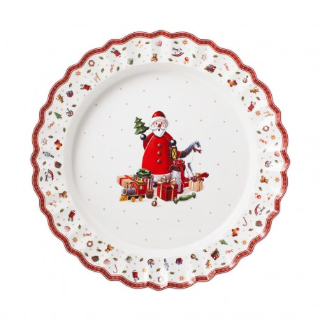 Plate To Serve 45Cm Toy'S Delight