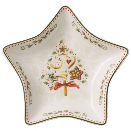 Winter Bakery Delight small cup star, christmas tree Pattern