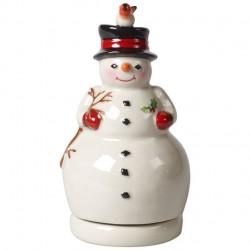 Music Box snowman Christmas, Nostalgic Melody