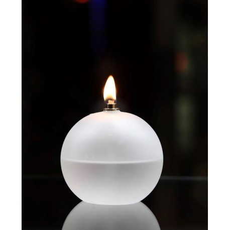 Oil Lamp Ball Periglass frozen Gm