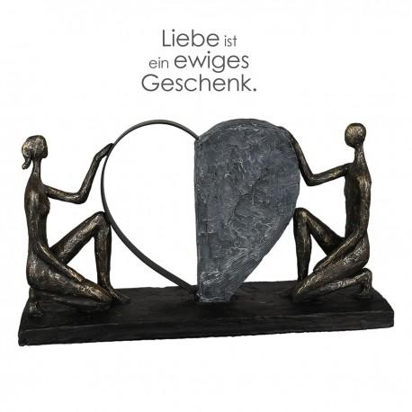 "Sculpture Affair of theheart ""Casablanca"""