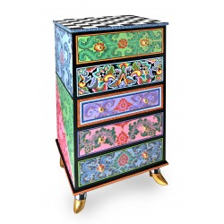 Cabinet Xl 5 drawers Tom'S Drag Company
